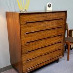 Drexel Perspective Highboy Dresser