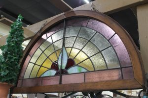 Stained Glass Arch