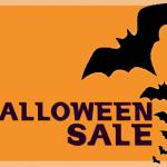 Halloween is Coming! Shop Spooky Deals Now