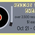 Record Store Event