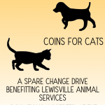 Pennies for Puppies and Coins for Cats